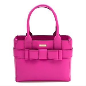 Pink💖Kate Spade Tote with Bow